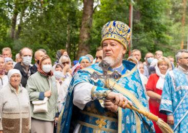 Престольный праздник Храма Казанской иконы Божией Матери